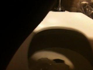 在公共廁所1