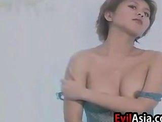 美麗的中國女孩的彙編
