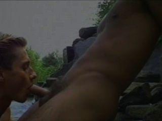 dan垃圾桶和湯姆farrell熱性別在游泳池