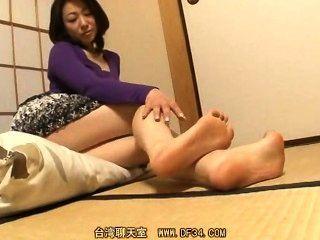 日本milf性感的腳