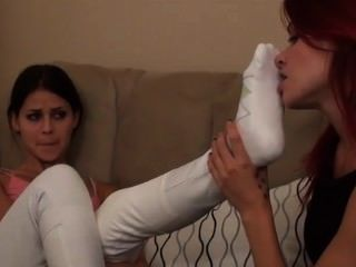 襪子崇拜和吮吸