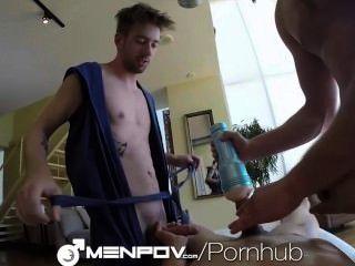 menpov熱三路按摩和他媽的玩具
