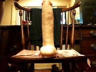 巨大的肛門塞