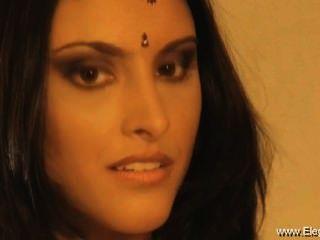 異國情調的優雅從印度