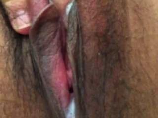超級濕的陰部3
