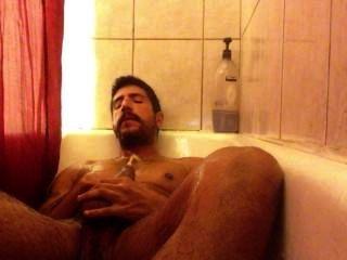 在淋浴和衝刺關閉。