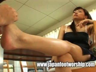 腳戀愛我的妻子腳