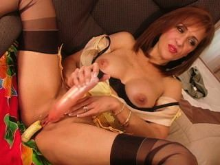 milf ronni去香蕉
