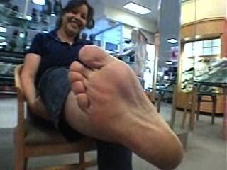 成熟的墨西哥鞋底