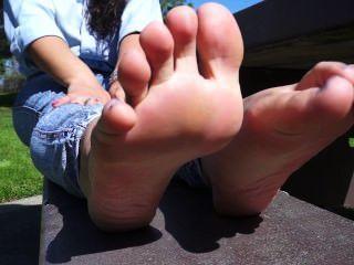 性感嗨def腳