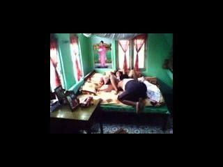 緬甸真正的丈夫他媽的他的妻子