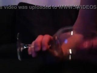丹麥雙胞胎男孩演奏公雞&來在玻璃的精液(在3個小時戲劇以後)