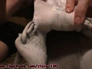 討厭的汗水襪子