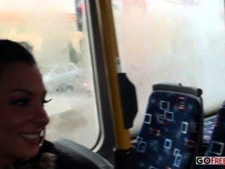 林德olsen驢上了公共巴士