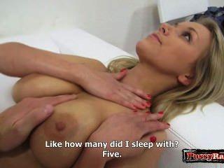 性感模特極端肛交