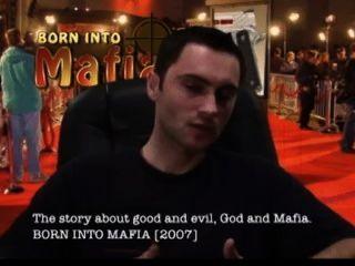 出生於黑手黨導演生活通訊採訪紅地毯好萊塢