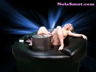 natalie norton熱金發性愛機器他媽的