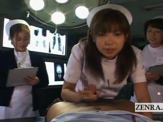 字幕pov日本護士醫院口頭性討論會