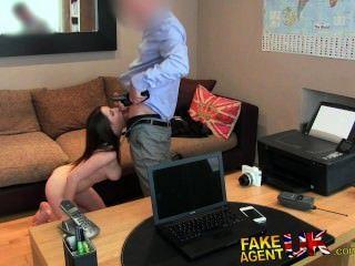 fakeagentuk你可以帶我的屁股只是給我一份工作