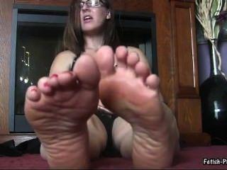 性感的腳髒話