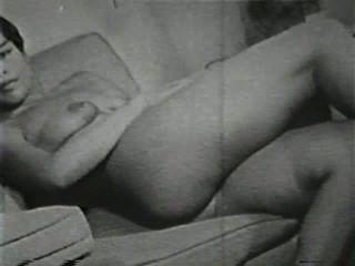 軟核裸體501 50s和60s場景4