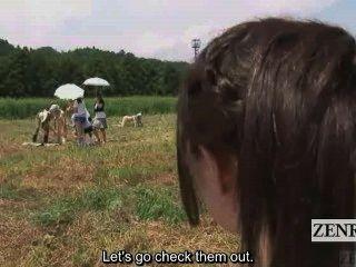 字幕cfnm室外日本精液擠奶牧場