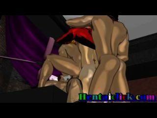 肌肉動畫同性戀硬核抽