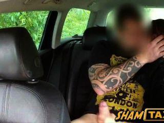 熱捷克寶貝騙了,他媽的出租車司機