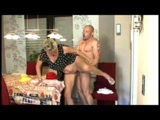 德國成熟媽媽