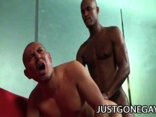 安東尼奧莫雷諾和比利長異族肛門遭遇2稀釋