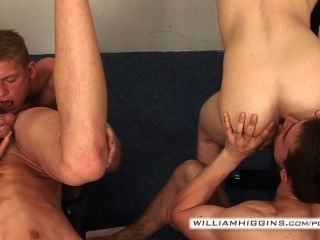 williamhiggins wank party#5 teaser 2