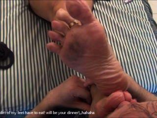 成熟腳崇拜3