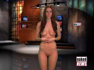 裸體新聞勞拉試奏