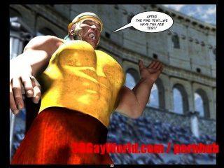 同性戀奧林匹克遊戲滑稽3d同性戀卡通動漫漫畫鎮xxx的笑話3dgay