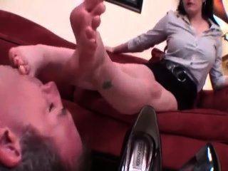 性感腳的崇拜