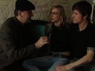 完美的德國夫婦窺視視頻