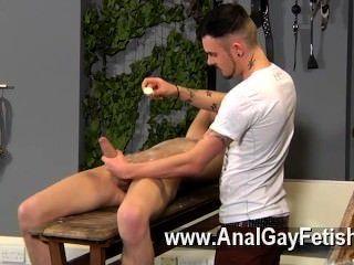 同性戀色情adam是一個真正的專業,當談到打破頑皮