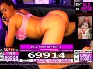thatpantyguy ep#1 abbee電話性工作室66粉紅色胸罩和內褲