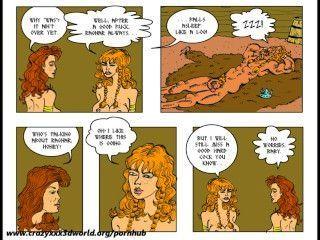 2D漫畫:角質傳奇