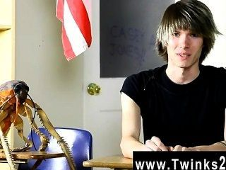 熱同性戀場景年輕的casey瓊斯是十八歲和新的色情