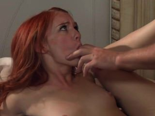 dani jensen微小的紅頭髮cockmongler